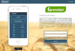 Darmowa aplikacja Farmster.