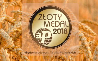 Złoty Medal dla pszenicy