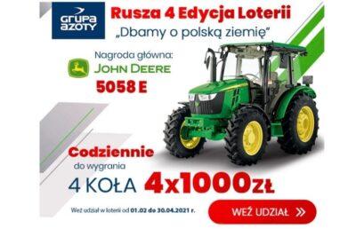 Loteria Grupy Azoty!