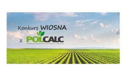 "Konkurs  ""Wiosna z Polcalc"""